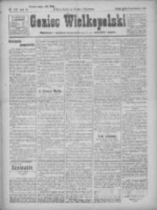 Goniec Wielkopolski: najtańsze pismo codzienne dla wszystkich stanów 1922.10.13 R.45 Nr235