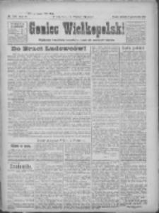 Goniec Wielkopolski: najtańsze pismo codzienne dla wszystkich stanów 1922.10.15 R.45 Nr237