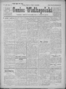 Goniec Wielkopolski: najtańsze pismo codzienne dla wszystkich stanów 1922.10.18 R.45 Nr239