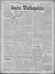 Goniec Wielkopolski: najtańsze pismo codzienne dla wszystkich stanów 1922.10.19 R.45 Nr240