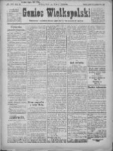 Goniec Wielkopolski: najtańsze pismo codzienne dla wszystkich stanów 1922.10.20 R.45 Nr241