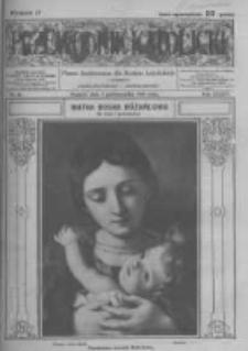 Przewodnik Katolicki. 1928 R.34 nr41
