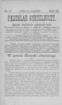 Przegląd Gorzelniczy. Organ Wydziału Gorzelniczego. 1905 R.11 nr4