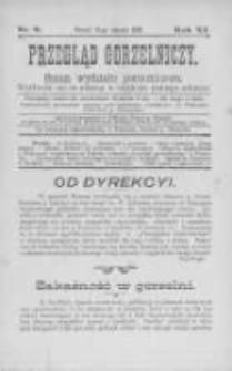 Przegląd Gorzelniczy. Organ Wydziału Gorzelniczego. 1905 R.11 nr8