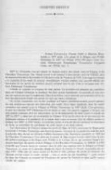 Helena Chłopocka. Procesy Polski z Zakonem Krzyżackim w XIV wieku [Les procès de la Pologne avec l'Ordre Teutonique au XVIe s.]. Poznań 1967