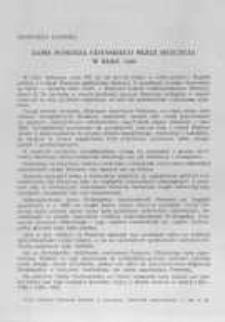 Zapis Pomorza Gdańskiego przez Mszczuja w roku 1282