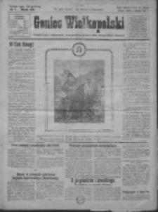 Goniec Wielkopolski: najtańsze i najstarsze bezpartyjne pismo dla wszystkich stanów 1927.01.01 R.50 Nr1