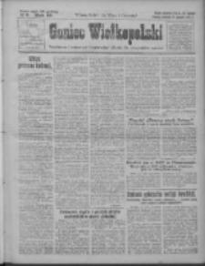 Goniec Wielkopolski: najtańsze i najstarsze bezpartyjne pismo dla wszystkich stanów 1927.01.09 R.50 Nr6