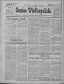 Goniec Wielkopolski: najtańsze i najstarsze bezpartyjne pismo dla wszystkich stanów 1927.01.27 R.50 Nr21