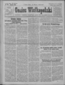 Goniec Wielkopolski: najtańsze i najstarsze bezpartyjne pismo dla wszystkich stanów 1927.02.09 R.50 Nr31