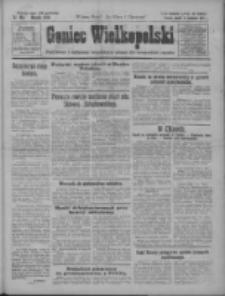 Goniec Wielkopolski: najtańsze i najstarsze bezpartyjne pismo dla wszystkich stanów 1927.04.08 R.50 Nr81