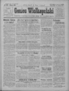 Goniec Wielkopolski: najtańsze i najstarsze bezpartyjne pismo dla wszystkich stanów 1927.04.30 R.50 Nr99
