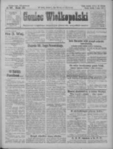 Goniec Wielkopolski: najtańsze i najstarsze bezpartyjne pismo dla wszystkich stanów 1927.05.03 R.50 Nr101
