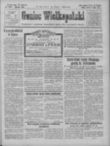 Goniec Wielkopolski: najtańsze i najstarsze bezpartyjne pismo dla wszystkich stanów 1927.05.07 R.50 Nr104