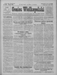 Goniec Wielkopolski: najtańsze i najstarsze bezpartyjne pismo dla wszystkich stanów 1927.05.11 R.50 Nr107