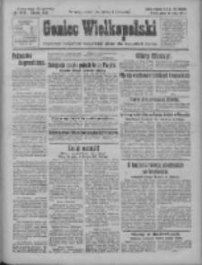 Goniec Wielkopolski: najtańsze i najstarsze bezpartyjne pismo dla wszystkich stanów 1927.05.13 R.50 Nr109