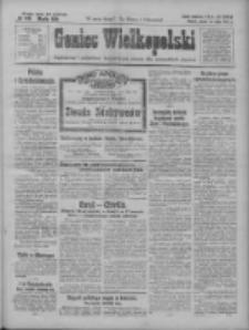 Goniec Wielkopolski: najtańsze i najstarsze bezpartyjne pismo dla wszystkich stanów 1927.05.14 R.50 Nr110