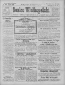 Goniec Wielkopolski: najtańsze i najstarsze bezpartyjne pismo dla wszystkich stanów 1927.05.20 R.50 Nr115
