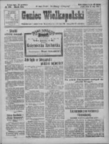 Goniec Wielkopolski: najtańsze i najstarsze bezpartyjne pismo dla wszystkich stanów 1927.05.25 R.50 Nr119