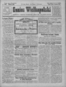 Goniec Wielkopolski: najtańsze i najstarsze bezpartyjne pismo dla wszystkich stanów 1927.06.03 R.50 Nr126