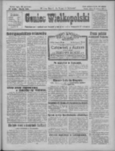 Goniec Wielkopolski: najtańsze i najstarsze bezpartyjne pismo dla wszystkich stanów 1927.06.11 R.50 Nr132