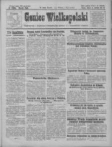 Goniec Wielkopolski: najtańsze i najstarsze bezpartyjne pismo dla wszystkich stanów 1927.06.14 R.50 Nr134