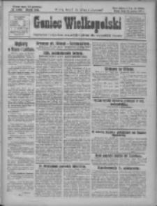 Goniec Wielkopolski: najtańsze i najstarsze bezpartyjne pismo dla wszystkich stanów 1927.06.22 R.50 Nr140