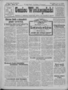 Goniec Wielkopolski: najtańsze i najstarsze bezpartyjne pismo dla wszystkich stanów 1927.07.09 R.50 Nr154