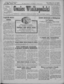 Goniec Wielkopolski: najtańsze i najstarsze bezpartyjne pismo dla wszystkich stanów 1927.07.10 R.50 Nr155