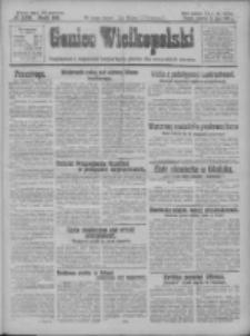 Goniec Wielkopolski: najtańsze i najstarsze bezpartyjne pismo dla wszystkich stanów 1927.07.14 R.50 Nr158