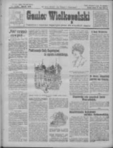 Goniec Wielkopolski: najtańsze i najstarsze bezpartyjne pismo dla wszystkich stanów 1927.07.27 R.50 Nr169