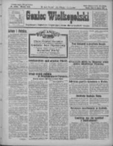 Goniec Wielkopolski: najtańsze i najstarsze bezpartyjne pismo dla wszystkich stanów 1927.08.03 R.50 Nr175