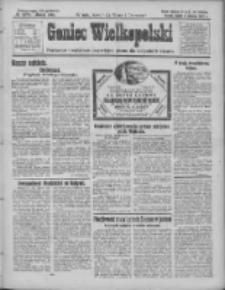 Goniec Wielkopolski: najtańsze i najstarsze bezpartyjne pismo dla wszystkich stanów 1927.08.05 R.50 Nr177