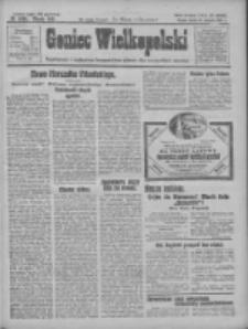 Goniec Wielkopolski: najtańsze i najstarsze bezpartyjne pismo dla wszystkich stanów 1927.08.10 R.50 Nr181