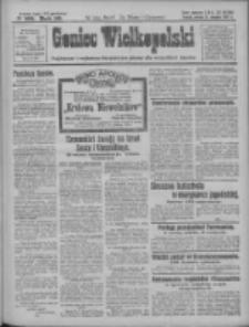 Goniec Wielkopolski: najtańsze i najstarsze bezpartyjne pismo dla wszystkich stanów 1927.08.27 R.50 Nr195
