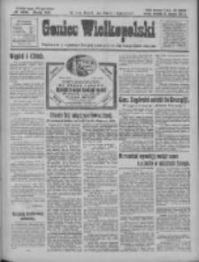 Goniec Wielkopolski: najtańsze i najstarsze bezpartyjne pismo dla wszystkich stanów 1927.08.28 R.50 Nr196
