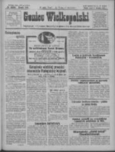 Goniec Wielkopolski: najtańsze i najstarsze bezpartyjne pismo dla wszystkich stanów 1927.09.02 R.50 Nr200