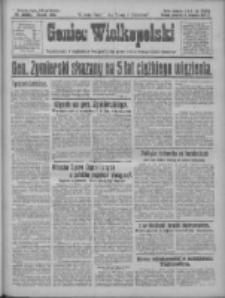 Goniec Wielkopolski: najtańsze i najstarsze bezpartyjne pismo dla wszystkich stanów 1927.09.08 R.50 Nr205