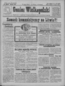 Goniec Wielkopolski: najtańsze i najstarsze bezpartyjne pismo dla wszystkich stanów 1927.09.11 R.50 Nr208