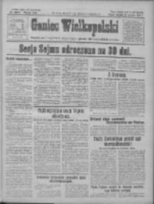 Goniec Wielkopolski: najtańsze i najstarsze bezpartyjne pismo dla wszystkich stanów 1927.09.22 R.50 Nr217