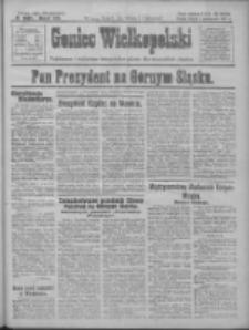 Goniec Wielkopolski: najtańsze i najstarsze bezpartyjne pismo dla wszystkich stanów 1927.10.04 R.50 Nr227