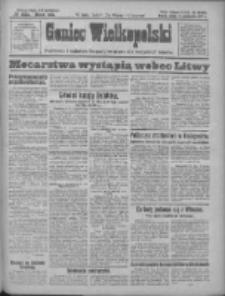 Goniec Wielkopolski: najtańsze i najstarsze bezpartyjne pismo dla wszystkich stanów 1927.10.08 R.50 Nr231