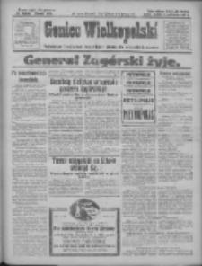 Goniec Wielkopolski: najtańsze i najstarsze bezpartyjne pismo dla wszystkich stanów 1927.10.09 R.50 Nr232