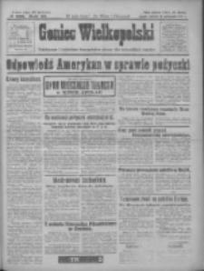 Goniec Wielkopolski: najtańsze i najstarsze bezpartyjne pismo dla wszystkich stanów 1927.10.13 R.50 Nr235