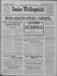 Goniec Wielkopolski: najtańsze i najstarsze bezpartyjne pismo dla wszystkich stanów 1927.10.20 R.50 Nr241