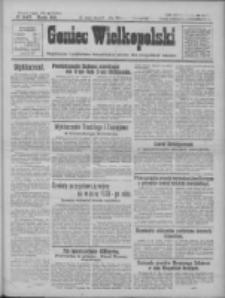 Goniec Wielkopolski: najtańsze i najstarsze bezpartyjne pismo dla wszystkich stanów 1927.10.27 R.50 Nr247