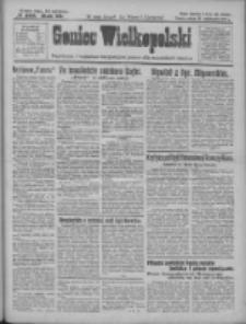 Goniec Wielkopolski: najtańsze i najstarsze bezpartyjne pismo dla wszystkich stanów 1927.10.29 R.50 Nr249