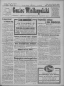 Goniec Wielkopolski: najtańsze i najstarsze bezpartyjne pismo dla wszystkich stanów 1927.10.30 R.50 Nr250