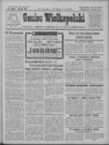 Goniec Wielkopolski: najtańsze i najstarsze bezpartyjne pismo dla wszystkich stanów 1927.11.04 R.50 Nr253
