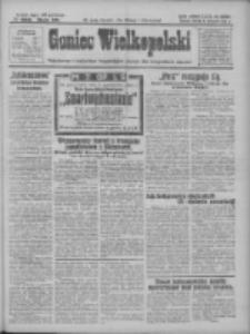 Goniec Wielkopolski: najtańsze i najstarsze bezpartyjne pismo dla wszystkich stanów 1927.11.08 R.50 Nr256